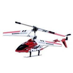 Wow! Grab the Syma Red Helicopter Only $19.49 (Regularly $129.99!)