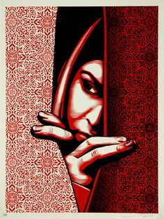 SHEPARD FAIREY - ISRAEL / PALESTINE - ADDICTED ART GALLERY http://www.widewalls.ch/artwork/shepard-fairey/israel-palestine/