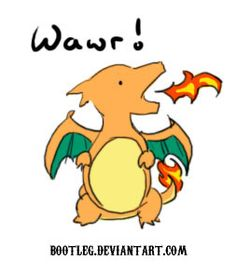 Pokemon #6 Charizard