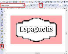 Odisea gráfica: cómo diseñar tus propias etiquetas con Inkscape | Estar al día en tecnología es facilisimo.com
