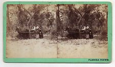 Orange City Florida Stereoview By MM & WH Gardner of Atlanta Georgia #11