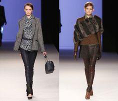 (8) TAE ASHIDA - Mercedes-Benz Fashion Week Tokyo: Japan Fashion Week: Denim & Jeanswear 2013-2014 Fall Winter Womens Runways I