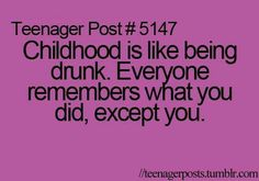 teenager post | Teenager post | via Facebook - image #804525 by alroz on Favim.com   this is literally true