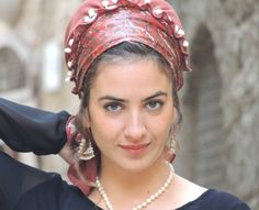 Excited to share the latest addition to my #etsy shop: Glorious Original Sinar Tichel, Hair Snood, Head Scarf, Head Covering, Jewish Headcovering, Scarf, Bandana, Apron https://etsy.me/2EMgJPF