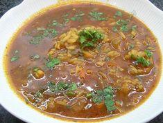 מרק עגבניות ואורז (צילום: baronm10, אוכל מכל הלב)