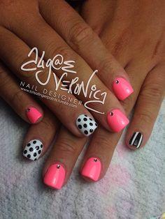 Algae Veronica #nail #nails #nailart