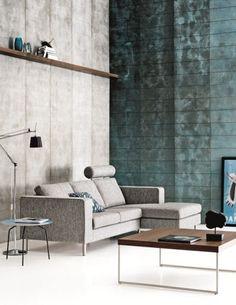 Minimalistischer Wohnstil * Ideen fürs Wohnzimmer * Wohnzimmereinrichtung * livingroom * home * BoConcept
