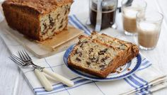 Black Banana Cake. A perfect use for your over-ripe bananas and so yummy!