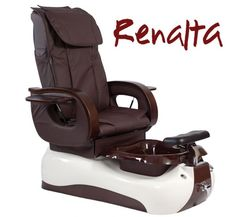 Pedicure chairs and barber chairs are the main products of the company
