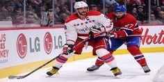 Montreal Canadiens vs  Washington Capitals
