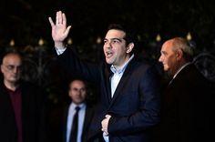 Ucraina, confronto Tsipras Mogherini su sanzioni Ue alla Russia - Yahoo Notizie Italia