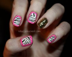 rebecca likes nails: framing mani - i'm so excited to try this!