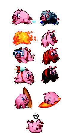 GANADOR DISEÑO DIGITAL Y MULTIMEDIA Proyecto: Juego E-Pig! Treasure Hunter Agencia: Andrés Cortés