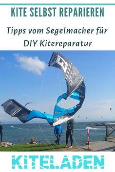 Du hast ein Loch in Deinem Kite entdeckt? Mit unserer DIY Kite Reparatur Anleitung mit Tipps vom Segelmacher wird die Reparatur Deines Kites zum Kinderspiel. Erfahre jetzt mehr, was Du tun kannst, wenn Du ein Loch im Kite entdeckst!  #kite #diy #kitereparatur #kitesurf