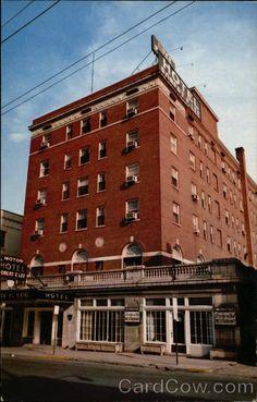 Robert E. Lee Motor Hotel Lexington, VA