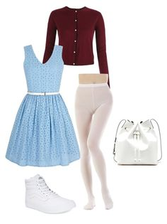 """""""Summer day - Ice cream time"""" by beefashionable on Polyvore featuring Mode, Yumi, Vans, Sole Society, women's clothing, women, female, woman, misses und juniors"""