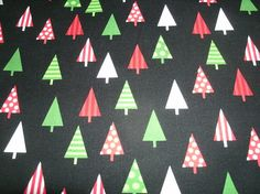Free Shipping on 2 Designer #Holiday #Trees #Christmas Sofa Pillow Covers by #Craftsbydebbielea
