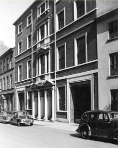 The Nottingham Hospital for Women in Castle Gate. Castle Gate, Nottingham City, Good Old Times, Hospitals, Family History, Badges, Nursing, Britain, Archive
