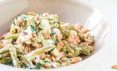Yay for variation! Je favoriete Italiaanse maaltijd, maar dan weer nét iets gezonder. Lekkerder dan het klinkt en heerlijk in combinatie met courgette.