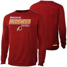 Washington Redskins Youth Crew Sweatshirt - Burgundy - $30.39