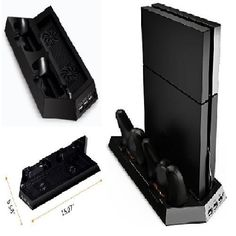 PS4-Cooling-Stand-PlayStation-4-Charging-Station-DualShock-Dual-Charging-Docks
