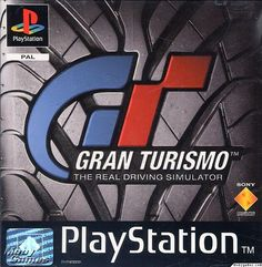 Gran Turismo (1997) PlayStation cover art - MobyGames