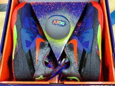 Nike Zoom KD IV 'Nerf'