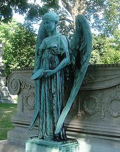 Daniel Chester French Angel