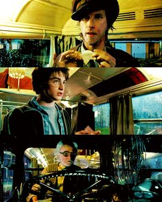 Night Bus-knight bus thank you very much muggle