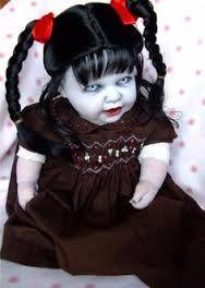 Image result for gothic dolls