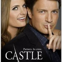 #castle #television #tvshow #tv #richardcastle #katebeckett