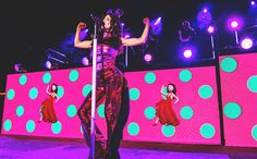 The Neon Nature Tour Marina and the Diamonds The Family Jewels Oh no!