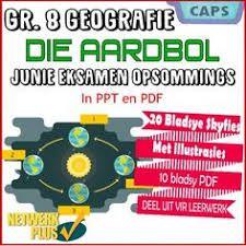 Gr 8 Geografie Die aardbol opsomming Pdf, Afrikaans, Google Search, Geography, Afrikaans Language