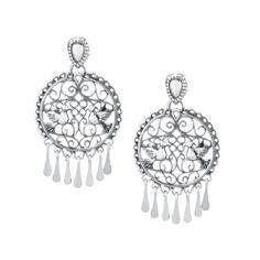 Sterling Silver Filigree Love Bird Chandelier Earrings Southwest Spirit http://www.amazon.com/dp/B00B7QQDKC/ref=cm_sw_r_pi_dp_9b7yub1PSAG3K