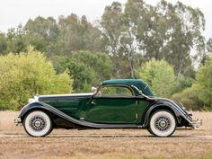 "tinamotta: "" 1938 Mercedes-Benz 320 Cabriolet A Source : somersetbond.tumblr_o0a88dbw9S1uryk28o4_500 """