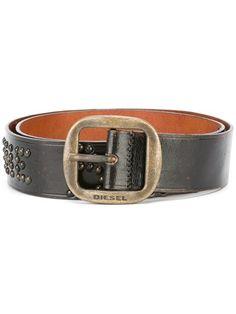 DIESEL 'B-Brave' belt. #diesel #belt