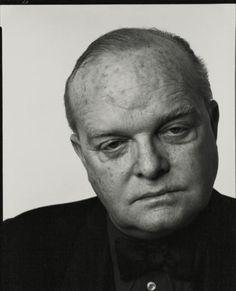 Truman Capote by Richard Avedon