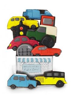 classic car show tin