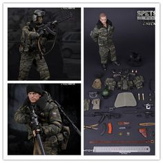 176.20$ Buy now - http://aliqms.worldwells.pw/go.php?t=32738111855 - DAMTOYS 1/6 Spetsnaz Mvd Osn Vityaz In Chechnya 1/6 Action Figure Russia's internal security Warrior Special Forces figure Toys