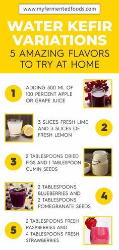 Looking for a non-dairy kefir alternative? Check out this step-by-step guide to making water, coconut milk, and almond milk kefir. These are great non-dairy kefir alternatives full of probiotics to keep you gut healthy. . . . #nondairykefir #Kefir #waterkefir #fermenteddrinks #kefirsoda #kefirdrink #waterkefirrecipe #howtomakewaterkefir #juicerecipes #bestkefir #yogurt #juice #fermentedwater Kefir How To Make, How To Make Water, Making Water, Kombucha How To Make, Probiotic Foods, Fermented Foods, Almond Milk, Coconut Milk, Kefir Benefits
