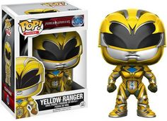 POP Movies: Power Rangers - Yellow Ranger