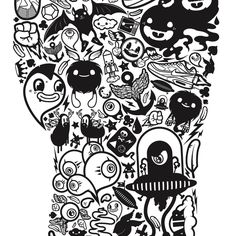Nike Misc 2010 by Jared Nickerson, via Behance