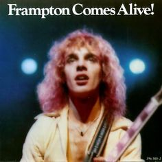 peter frampton alive | Peter Frampton ~ Frampton Comes Alive! | '70s Music