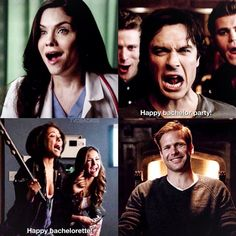 "#TVD 6x20 ""I'd Leave My Happy Home For You"""
