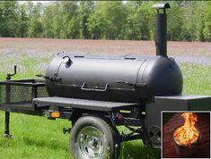 Pit Bbq, Bbq Pit Smoker, Bbq Grill, Grilling, Best Portable Grill, Portable Fire Pits, Smoker Cooker, Bbq Smoker Trailer, Custom Bbq Pits