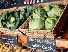 Lower Clopton Farm Shop: Stratford upon Avon - Fruit & Veg