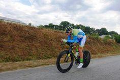 Evropsko prvenstvo v cestnem kolesarstvu v Plumelecu v francoski Bretaniji.