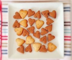 Mini Crunchy Grain-Free, Real Food Cookies