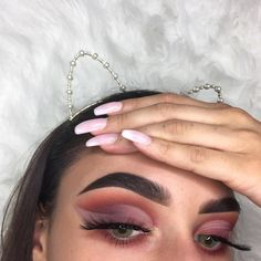 #anastasiabrows @omfgreta BROWS: #Dipbrow in Ebony EYES: Modern Renaissance #modernrenaissance