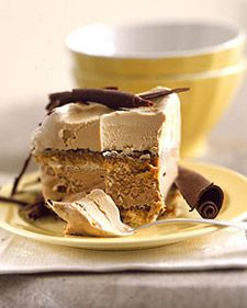 Ice cream cakes are not only impressive to look at, but they're also easier to make than you might think. Try one of these spectacular recipes, including mint chocolate chip, tiramisu, almond crunch, and more.
